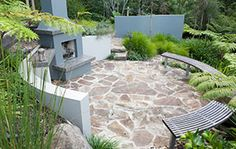 Landscape Garden - Residential 01