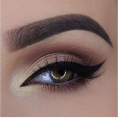 Champagne eyeshadow ❤ liked on Polyvore featuring beauty products, makeup, eye makeup and eyeshadow