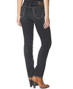 Silver Jeans Suki Slim Bootcut Jeans