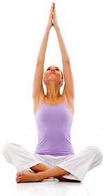 Have students teach a yoga pose in French