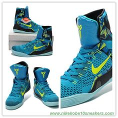 """""""Perspective"""" Turquoise 641714-400 Nike Kobe 9 Elite Outlet"""