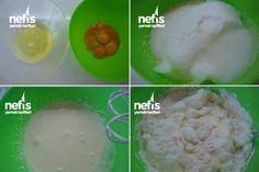 Sünger Pandispanya Keki (Pasta Keki Tarifi) 1
