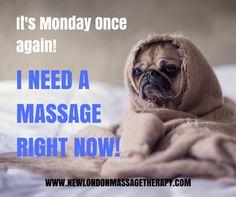 What a way to beat your Monday blues! #massage #wellness #health #massagetherapy #healing http://newlondonmassagetherapy.com