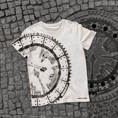 Berlin Mitte T-Shirt – raubdruckerin   gullideckel-drucke auf taschen & shirts