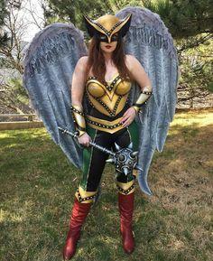 Hawkwoman cosplay