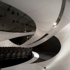 Bach Opera House UK - Zaha Hadid