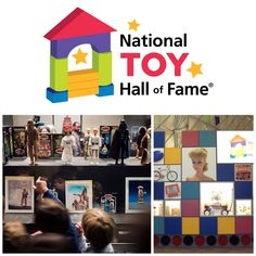 National Toy Hall of Fame in Rochester, New York | 19 Places That Will Make Your Kid's Dreams Come True