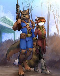 arte peludo, peludo, peludo, fandom, militar peludo, a_blue_deer, artista peludo, Sole Survivor, Piper Wright, Fallout Cosplay, Fallout, diversión fallaut, Fallout 4, el militarismo del peludo, peludo con el arma