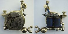 "tattoo machine garage irons TIME MACHINE"" Shader Tattoo Machine"