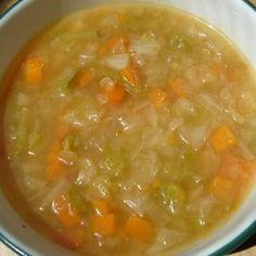 حساء الملفوف للريجيم