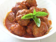 Kittencal's Italian Melt-In-Your-Mouth Meatballs (Similar to Kirkland meatballs)
