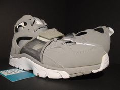 pretty nice e8a76 dab20 2003 NIKE AIR TRAINER HUARACHE MAX 1 MEDIUM COOL GREY WHITE 679083-011 NEW  9.5  fashion  clothing  shoes  accessories  mensshoes  athleticshoes  ad  (ebay ...