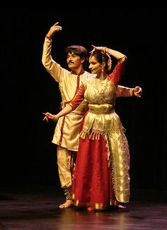 kathak कथक is one of the eight forms of indian classical dances