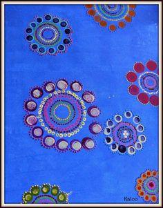 Fleurs aborigènes en MS