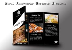 A pack of free business brochure templates by Tech Trainee. You won't find a part of any templates that is locked to edit & personalize. Minneapolis Hotels, Atlanta Hotels, Florida Hotels, Hotel Brochure, Hotel Branding, Business Brochure, Small Luxury Hotels, Best Hotels, Hotel Games