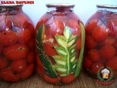 Медовые помидоры
