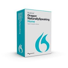 Dragon NaturallySpeaking Home 13.0, English
