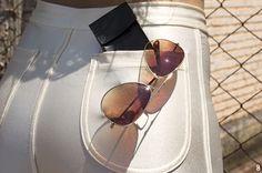 Óculos de Sol Feminino Masculino Unisex | Ui! Gafas - #LookBook - Novembro  - A2 Pocket - UI410