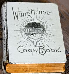 1905 White House Cookbook  Baking Powder Biscuits