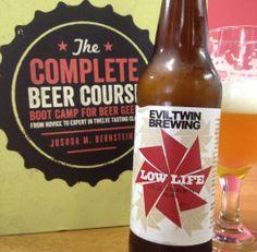 Episódio 84: Livro The Complete Beer Course e Evil Twin Low Life - http://www.mestre-cervejeiro.com/livro-the-complete-beer-course-e-evil-twin-low-life/ #cerveja #degustacao #beer #tasting