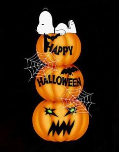 Snoopy Halloween, Halloween Doodle, Holidays Halloween, Happy Halloween, Snoopy Love, Snoopy And Woodstock, Snoopy Videos, Bibliotheque Design, Days Until Halloween