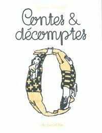 Etienne Lécroart - Contes & décomptes. - Album, Reading, Storytelling, Livres, Card Book