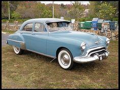 1949 Oldsmobile Sedan   #Mecum #Kissimmee #WhereTheCarsAre
