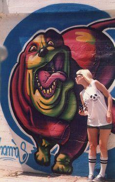 ARF! Barcelona  street art 000