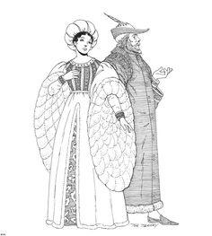 Empire Fashions (Dover Fashion Coloring Book): Amazon.de