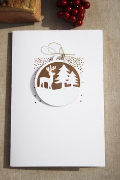 Stampin' Up! Merriest Wishes Christmas Christmas Cards 2017, Merry Christmas Card, Stampin Up Christmas, Noel Christmas, Xmas Cards, Handmade Christmas, Christmas Crafts, Card Making Inspiration, Making Ideas