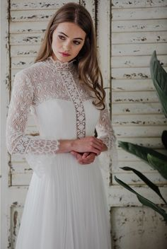 Divine Atelier 2018 Spring Summer Bridal Collection Preview LUNA