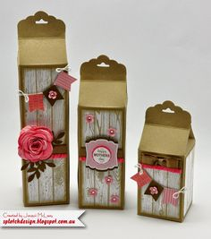 Stampin' Up! Scalloped Tag Topper Punch ...