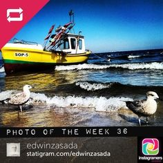 IgersGdansk Photo of the Week 36. Congratulations @edwinzasada. Igers keep tagging your photos #igersgdansk for your chance to be IgersGdans...