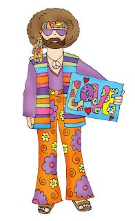 Free Dearie Dolls Digi Stamps: As requested....Hippie Dude reposted.