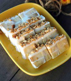 Banana Ice-cream Bar or Cream Pops – Kem Chuoi
