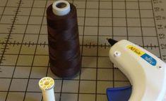 Réaliser ses propres bobines pour surjeteuse - Partout A Tiss - Blog de couture & Do It Yourself