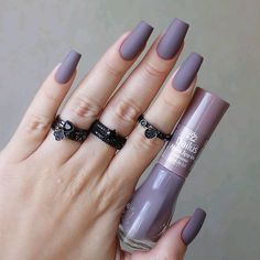 Simple nails design can be beautiful and fashionable. In the pictures below, we collected simple manicure designs. Short Nail Designs, Simple Nail Designs, Nail Art Designs, Basic Nails, Simple Nails, Cute Nails, Pretty Nails, Nail Paint Shades, 2 Baby