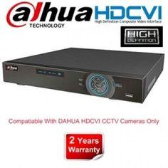 Dahua HCVR4116HS-S2 (16Ch. HDCVI DVR Standalone)