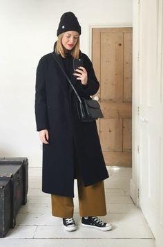 Cardigan Blazer, Look Street Style, Mode Inspiration, Winter Looks, Minimal Fashion, Mode Style, Fashion Outfits, Womens Fashion, Her Style