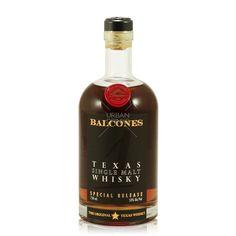 Balcones Texas Single Malt Whisky 0,7L (53% Vol.) - Balcones - Whisky