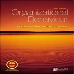multiple choice questions answers for organizational behaviour 30 items  introduction to industrial/organizational behavior (5th edition)  multiple choice  questions answers to multiple choice questions critique/feedback to.