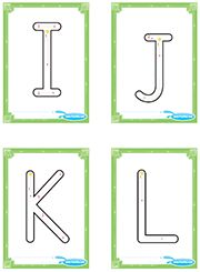 Ms Gs, Montessori, Petite Section, Letters, Alphabet, Games, Uppercase Alphabet, Fun Learning, Writing