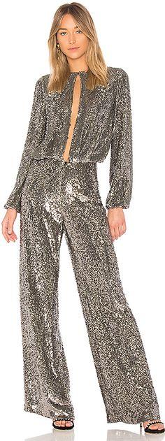 OMG  want this jumpsuit!  Alexis X REVOLVE Zeda Jumpsuit