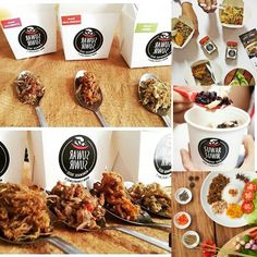 Indonesian rice from Suwar Suwir at Food Container, Jl. Lebak Bulus Raya No.30A, 081215155885