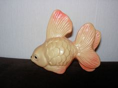 Vintage Russian Ussr Soviet Celluloid Goldfish TOY Very Rare 1950s | eBay