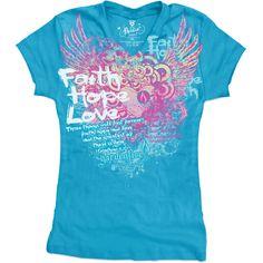 Faith Hope Love Junior T