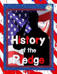 Pledge of Allegiance, History of, 3rd, 4th, 5th Grades History of the Pledge of Allegiance information book and activities is perfect for your 3rd, 4th or 5th graders. This resource is great to use during back to school or any other patriotic holiday! Labor Day, Flag Day, Constitution Day, Memorial Day, etc.! Do your students know why we say the pledge? Do they know that more than 1 pledge existed until 1923? Do they know why we place our hand over our heart?