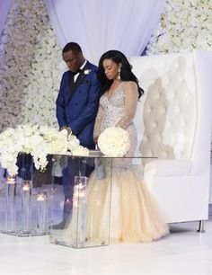 Houston Wedding Planned by Dure Events: Ezinne and Uche