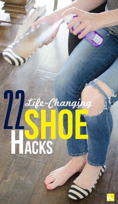 22 Life-Changing Shoe Hacks                                                                                                                                                                                 More