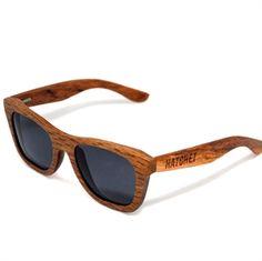 Hatchet Eyewear Wood Sunglasses